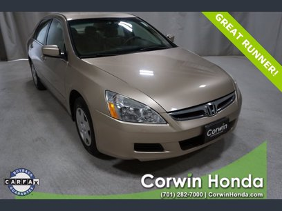 Photo Used 2006 Honda Accord LX for sale