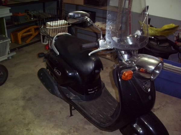 Photo Yamaha Vino 125 scooter - $1,500 (Sauk Centre)