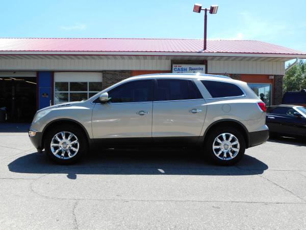 Photo 2012 Buick Enclave Leather  3rd Row  Heated Leather  - $12,990 (WWW.TWINCITYMOTORS.NET)
