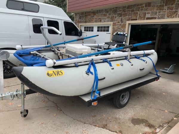 Photo 12 foot NRS Cataraft raft - $3,200 (Carbondale)