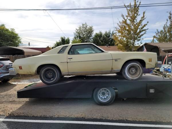 Photo 1977 Chevy Malibu Classic - $2,500 (Farmington)