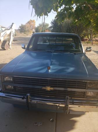 Photo 1984 Chevy C 10 - all original, clean title - $12,000 (Bloomfield)