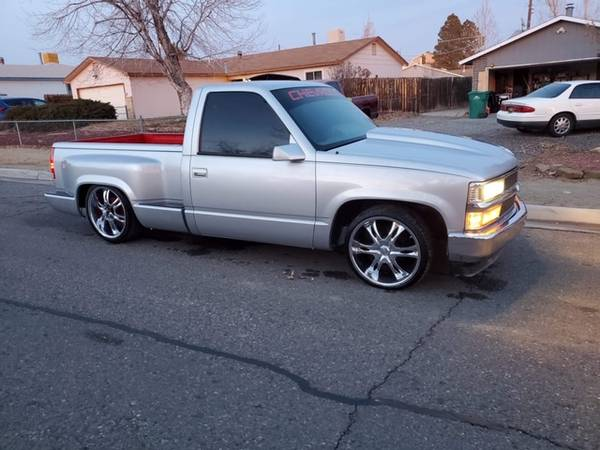 Photo 1992 Chevy CK1500 - $7500 (FARMINGTON)