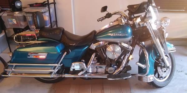 Photo 1994 Harley Davidson Road King - $6,500 (Albuquerque)