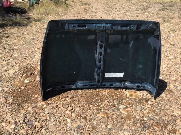 Photo 1997-2006 Jeep Wrangler TJ hood - $100 (Kline, CO)