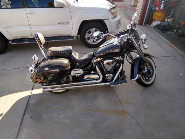 Photo 2005 Yamaha road Star Silverado - $4,000 (Los lunas nm)