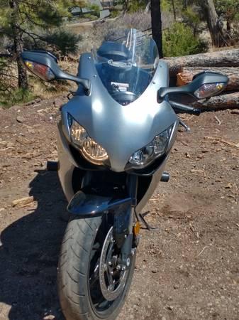 Photo 2008 Honda CBR1000rr - $7,500 (Flagstaff)