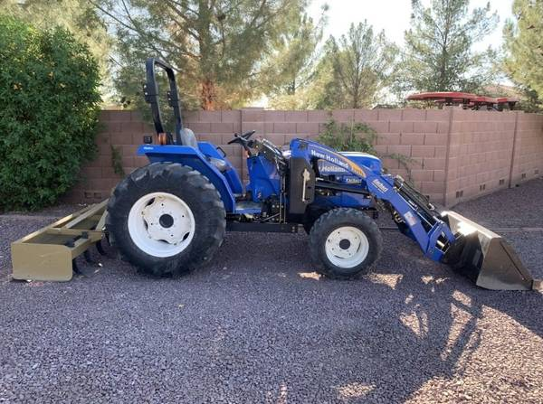 Photo 2011 New Holland T1530 Tractor (Call Us About Our Lay-A-Way Program Today)