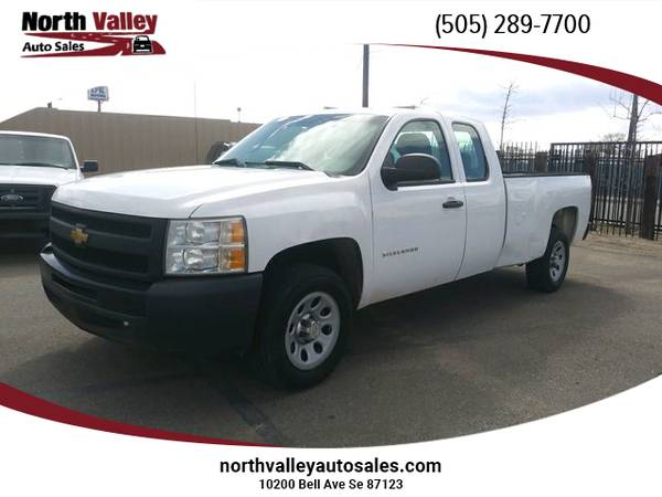 Photo 2012 Chevrolet Silverado 1500 Extended Cab - $4495