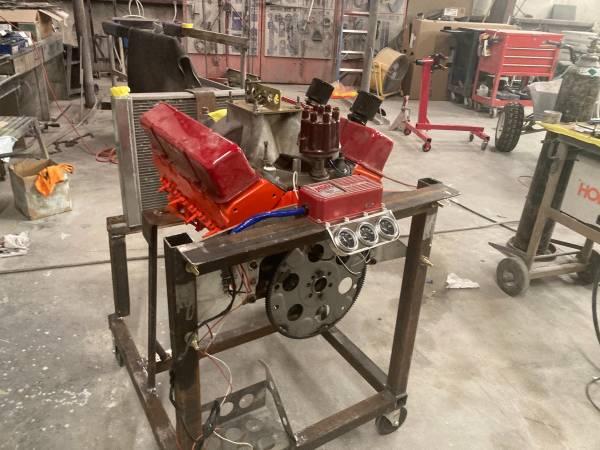 Photo 350 Chevy crate killer - $4,000 (Farmington)