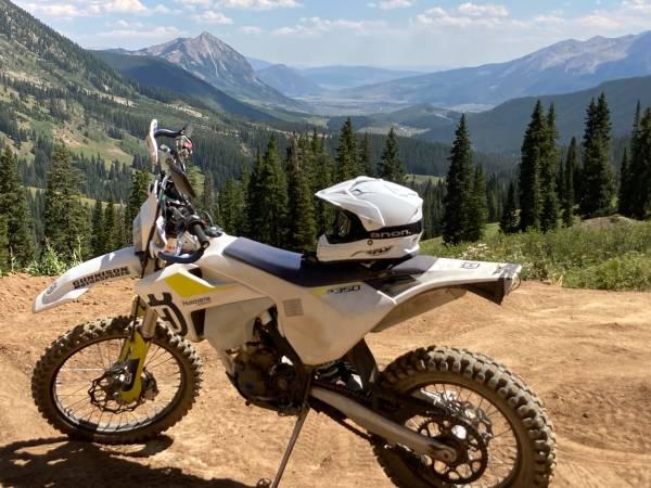 Photo 812302019 Husqvarna FE 350 - $7,800 (Mt. Crested Butte, CO)