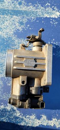 Photo 94-95 mustang gt 65mm bbk throttlbody - $200 (Shiprock)