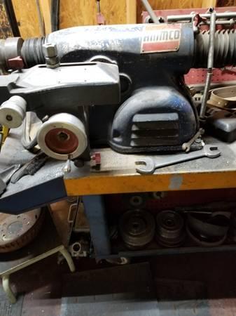 Photo Ammco brake lathe tun drums rotors - $3,000 (87105)