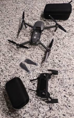 Photo DJI MAVIC PRO DRONE - $450 (Durango)