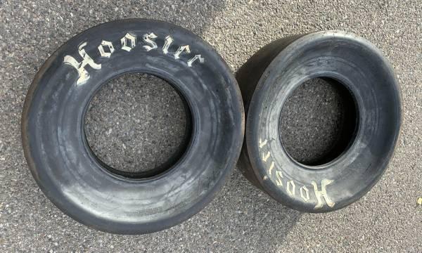 Photo Drag Racing Slicks, Portable Generator Misc Hot Rod Parts  Tools (Farmington)