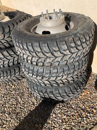 Photo Ford Rims and Tires - $2,500 (Bloomfield, NM)