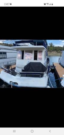 Photo Houseboat for sale - $28,500 (Navajo lake)