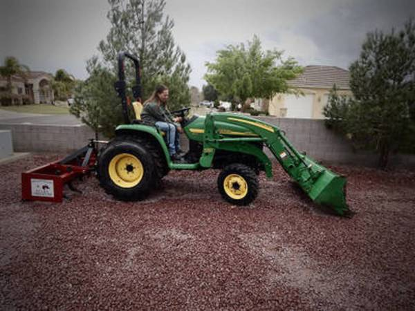 Photo John Deere 4310 4WD Tractor (Call Us About Our Lay-A-Way Program Today)