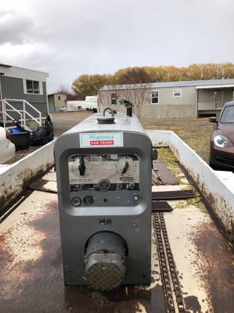 Photo Lincoln Welding Machine - $4,500 (Bloomfield, NM)