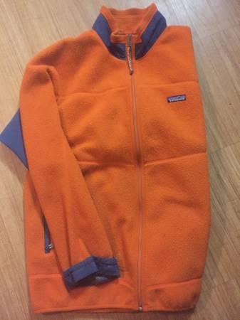 Photo Mens Patagonia Windproof Fleece Jacket XL - $20 (Durango)