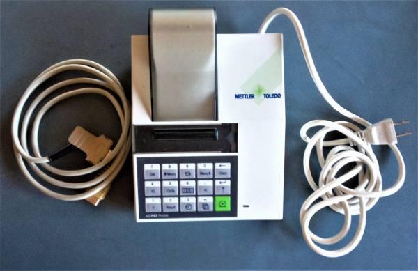 Photo NEW Mettler Toledo LC-P45 Lab Scale Printer - $300 (Albuquerque)