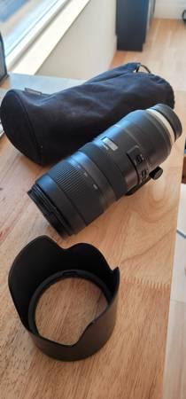 Photo Tamron SP 70-200mm f2.8 Di VC USD G2 Lens for Nikon F - $900 (FLAGSTAFF)