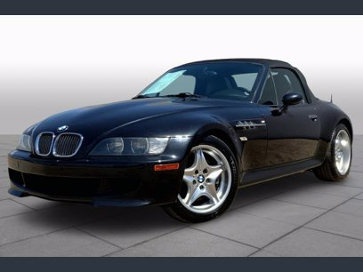 Photo Used 2000 BMW M Roadster  for sale