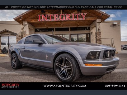 Photo Used 2006 Ford Mustang Coupe for sale