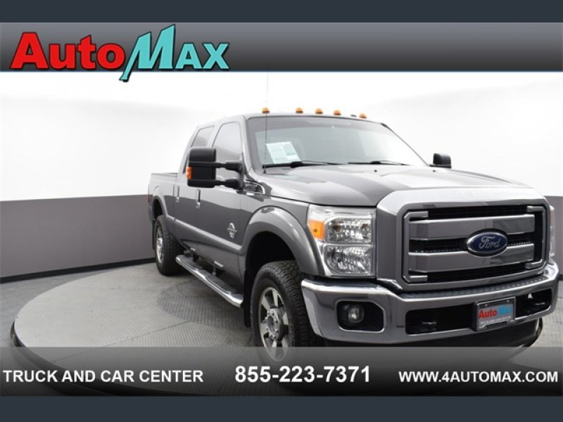 Photo Used 2013 Ford F250 Lariat for sale