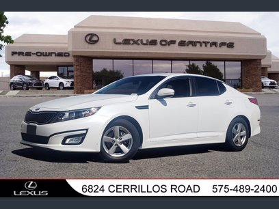 Photo Used 2015 Kia Optima LX for sale