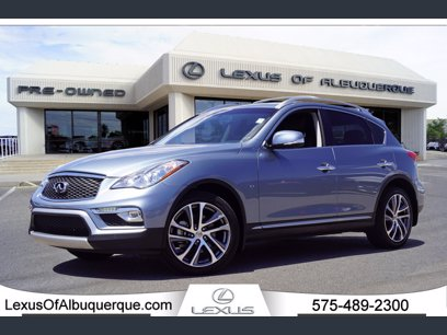 Photo Used 2016 INFINITI QX50 AWD w Deluxe Touring Package for sale