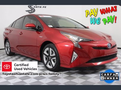 Photo Used 2017 Toyota Prius Three Touring for sale