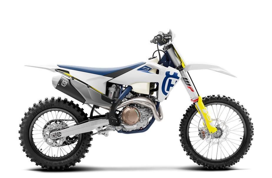 Photo Used 2020 Husqvarna Motorcycles Dirt Bike Motorcycle  $9799
