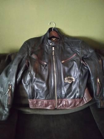Photo 1980 Vintage Harley Davidson riding jacket - $150 (Laurinbirg)