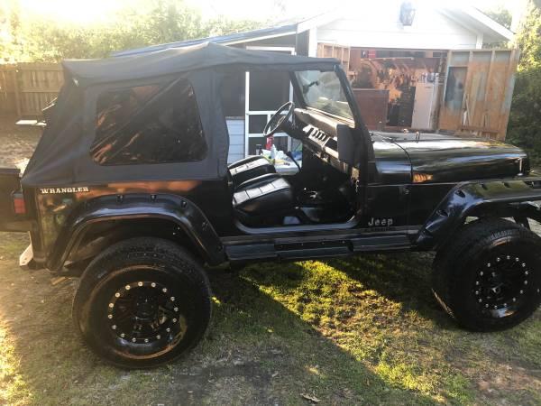 Photo 1988 Jeep Wrangler yj - $6700 (Fayetteville)