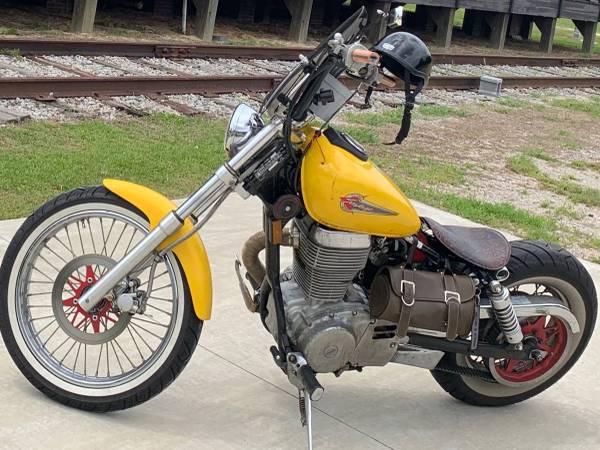 Photo 1996 Suzuki Savage LS650 - $1500 (Fayetteville)