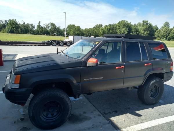 Photo 1997 Jeep Grand Cherokee 4wd - $3500 (Fayetteville)