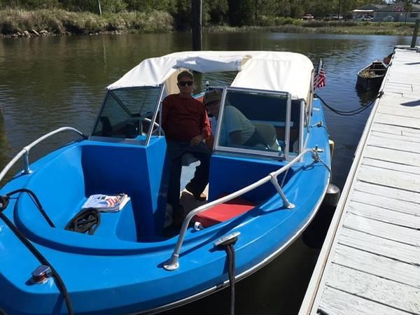 Photo 19 ft boat - $6,500 (New Bern, NC)