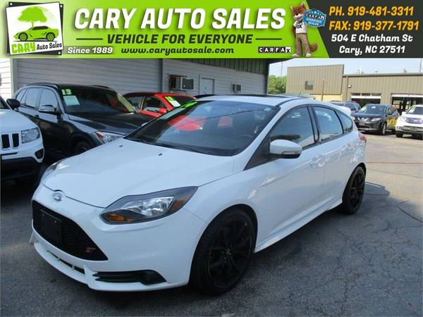 Photo 2014 FORD FOCUS ST, GREAT CAR - $11395 (cary,nc)