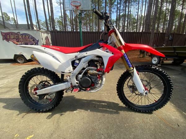 Photo 2014 Honda CRF 250r - $5,500 (Rockingham)
