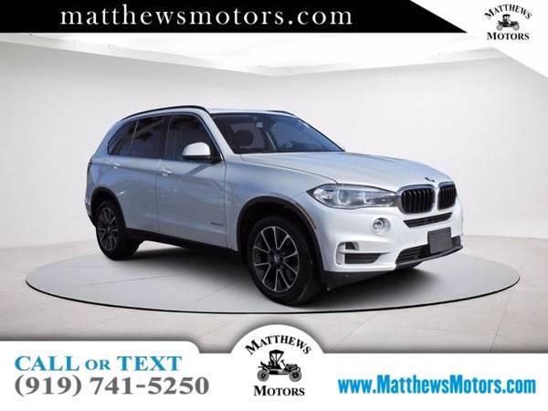 Photo 2015 BMW X5 sDrive35i (BMW X5 sDrive35i SUV)