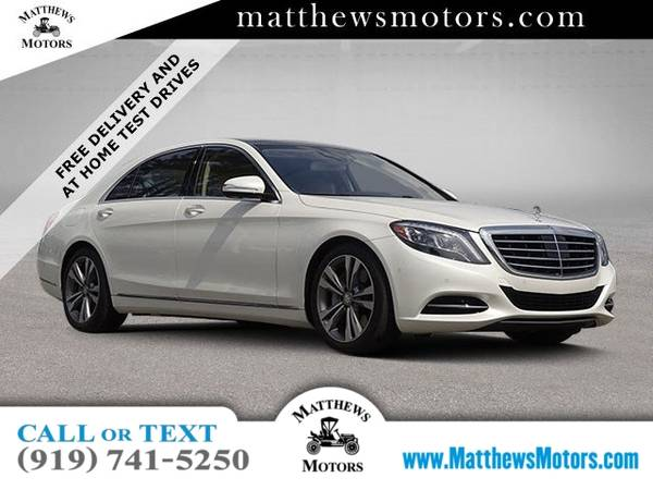 Photo 2015 Mercedes-Benz S 550 (Mercedes-Benz S 550 Sedan)