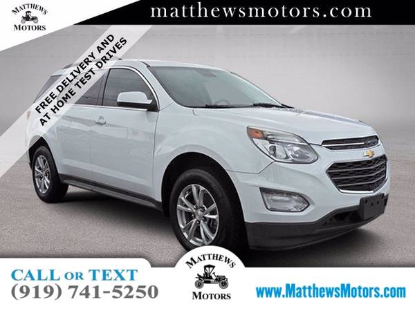 Photo 2017 Chevrolet Equinox LT (Chevrolet Equinox SUV)
