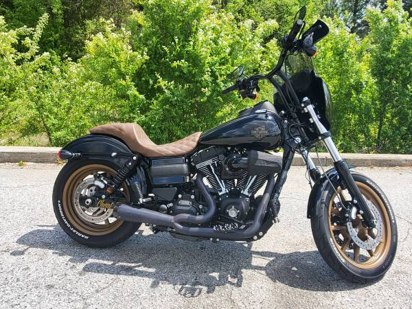 Photo 2017 HARLEY FXDLS DYNA LOW RIDER S - $19,999 (GREENSBORO)