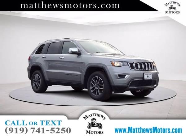Photo 2019 Jeep Grand Cherokee Limited 4WD (Jeep Grand Cherokee SUV)