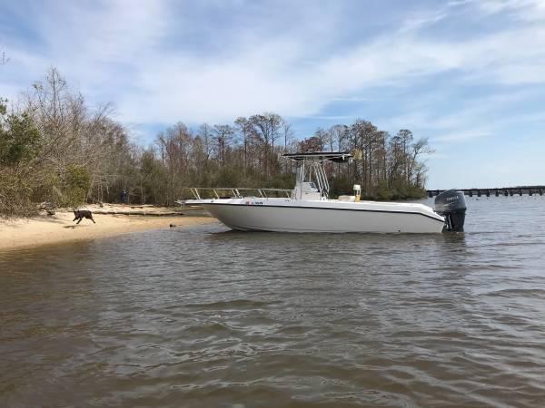 Photo 28 Center Console Boat with Four Stroke Yamaha - $39,500 (Washington)
