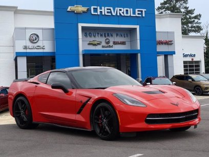 Photo Certified 2015 Chevrolet Corvette Stingray Coupe for sale