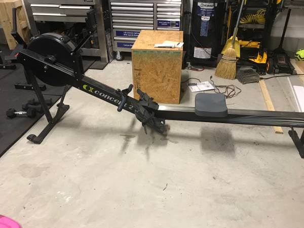 Photo Concept 2 Rower - $850 (Vass)