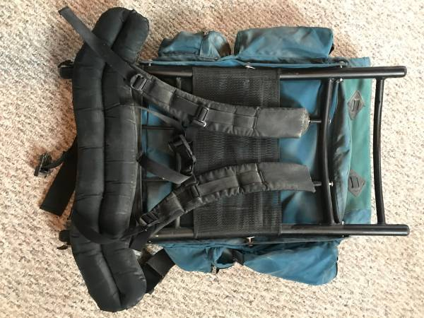 Photo Kelty Womens Trekker Backpack - $25 (Greenville, NC)