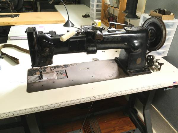 Photo Lot of Industrial Sewing Machines - $3,500 (Aberdeen NC)